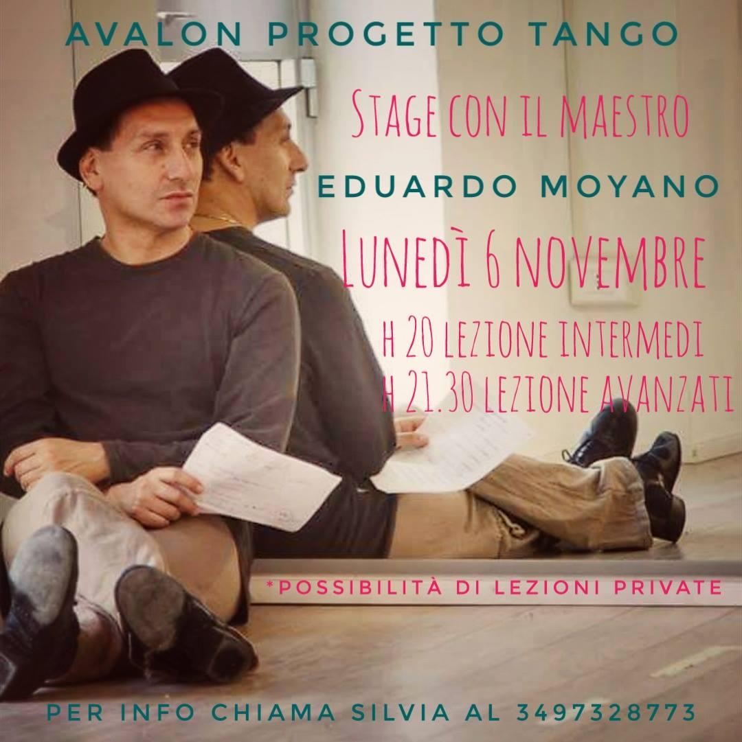 Avalon Tango Pescara - Eduardo Moyano