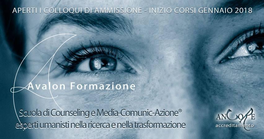 Avalon Scuola di Counseling e Media-Comunic-Azione