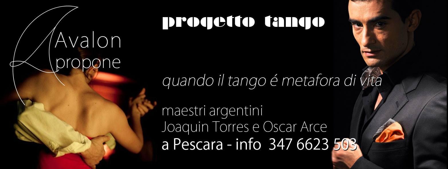 Avalon Progetto Tango