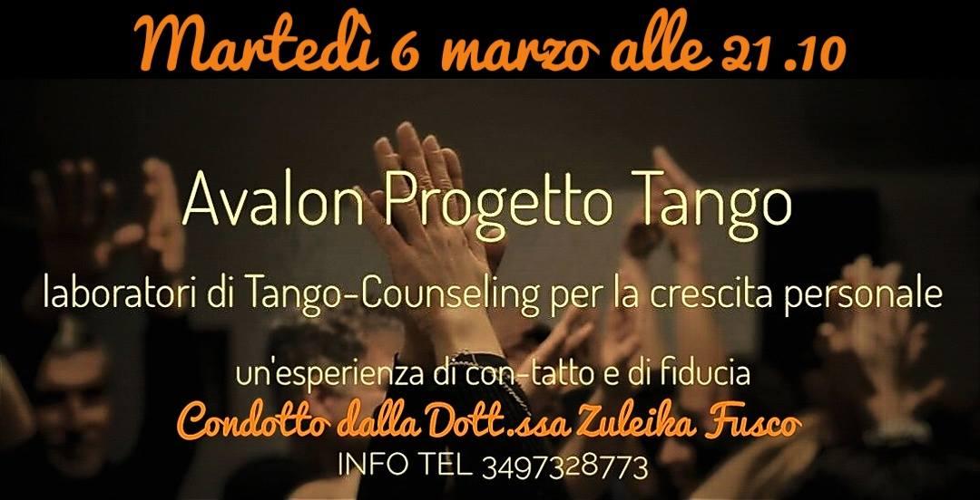 avalon progetto tango counseling - zuleika fusco - pescara