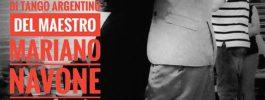 Lunedì 3 giugno 2019 – Lezione di tango argentino del Maestro Mariano Navone