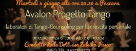 Incontro di Tango counseling condotto da Zuleika Fusco | 4 giugno 2019 a Pescara