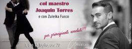 Mini-Corso di Tango Argentino con il Maestro Joaquin Torres e Zuleika Fusco a Pescara