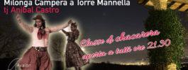 Milonga Campera e lezione di Chacarera con Anibal Castro | 1 agosto 2019