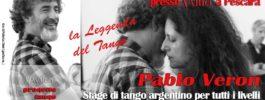 Stage con PABLO VERON a Pescara | 9 e 10 novembre 2019