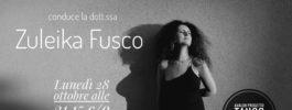 Tango counseling con Zuleika Fusco a Pescara | 28 ottobre 2019