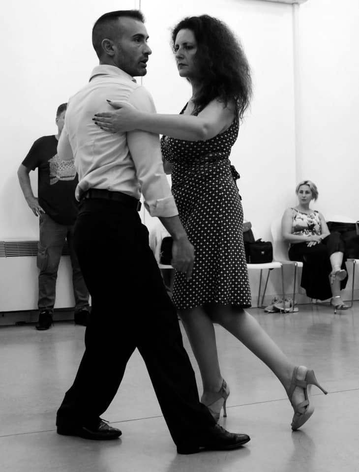 Avalon Progetto Tango con Zuleika Fusco e Joaquin Torres