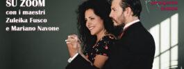Mini-corso di tango argentino on line dal 27 aprile 2021