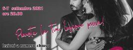 Ripartono i corsi di tango a Pescara il 6-7 settembre 2021!